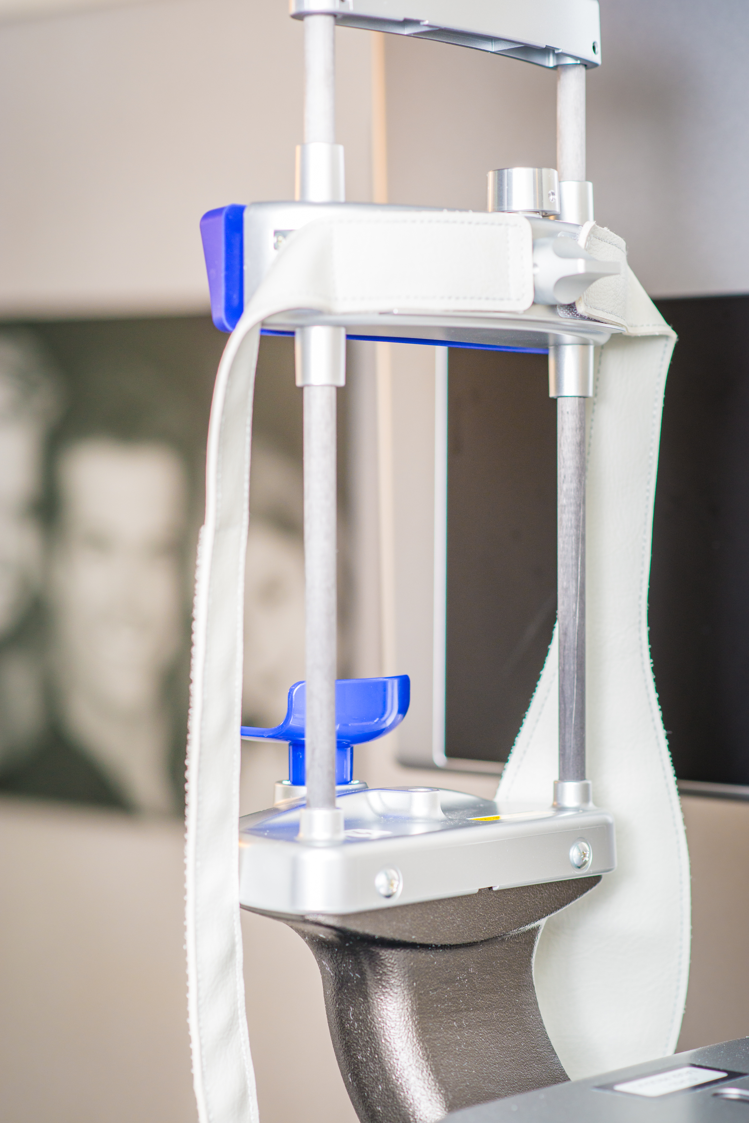 CBCT chin rest